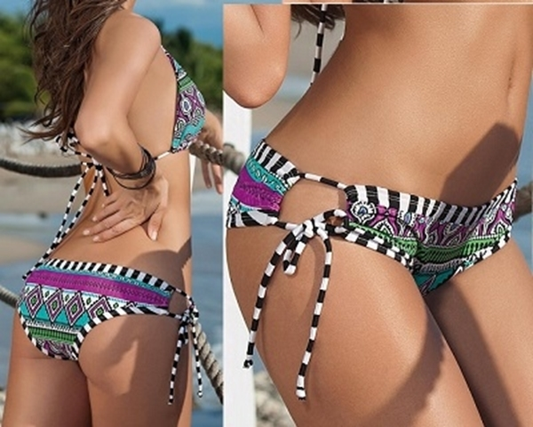 Picture of Ethnic Brazilian cut BOTTOM