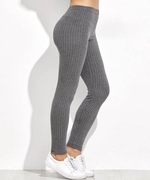 Picture of Pinstriped Vertical Leggings