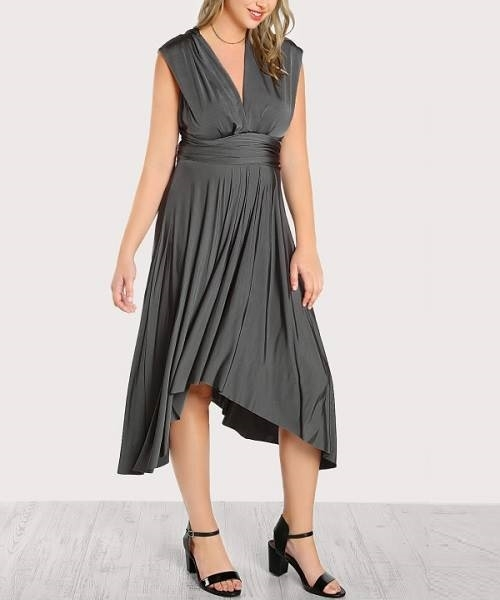 Picture of Infinity Self Tie Flow Dress