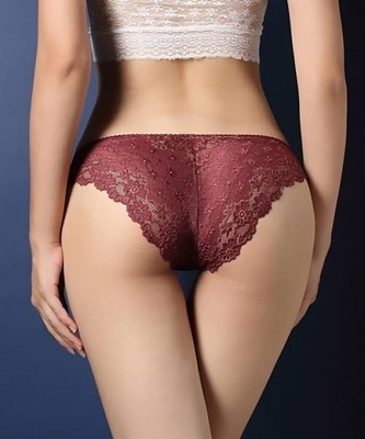 Picture of Floral Lace Panty Lingerie