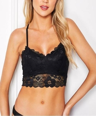 Picture of Crochet Lace Back Bralette