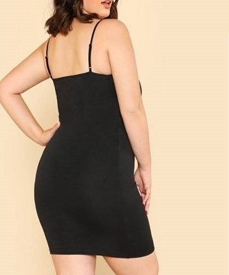 Picture of Strappy Neck Form Fit Cami Slip