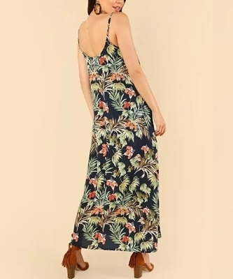 Picture of Tropical Print Cami Light Dress