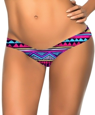 Picture of Brazilian G-String - Geometric print