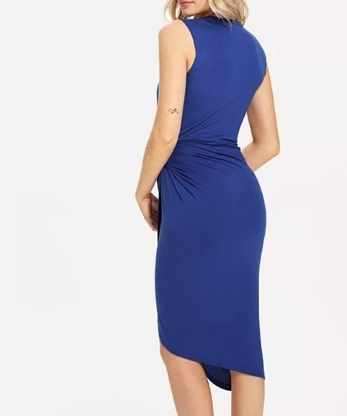 Picture of Drap Wrap Side Dress
