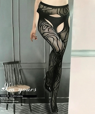 Picture of Suspender Full Length Stockings