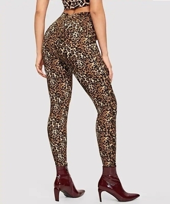 Picture of Leopard Print Leggings