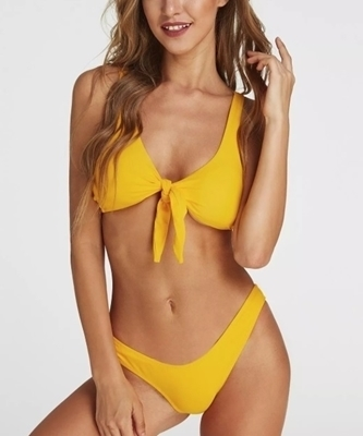 Picture of Knot front Bikini Set