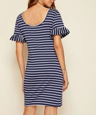 Striped Dresses Online | Women Casual Dresses