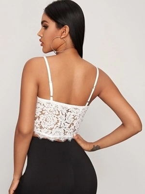 Picture of Eyelash Lace Cami Top