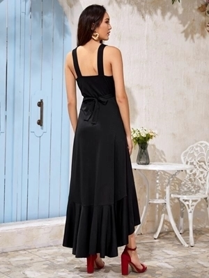 Long Dresses for women | Wrap Long Dresses Women