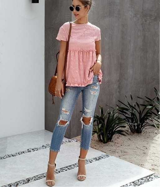 Casual Tops Women | Women Clothing Online