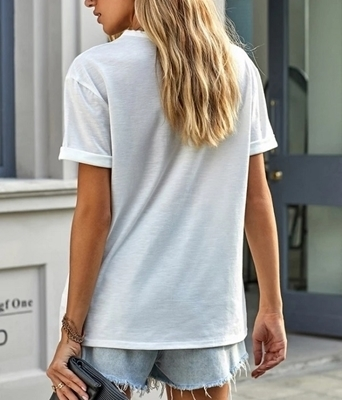 Casual  T-Shirts  | Shop Women clothing Online