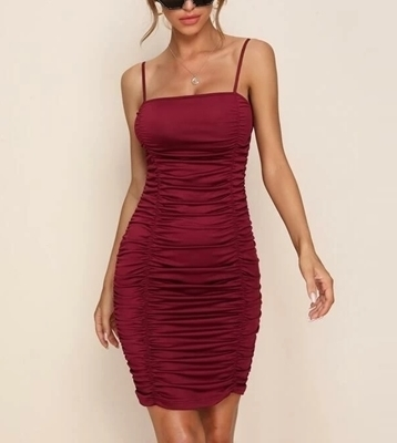 Woman Bodycon Cocktail Dresses