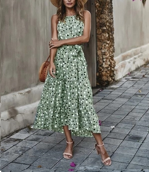 Long Casual Dresses Woman