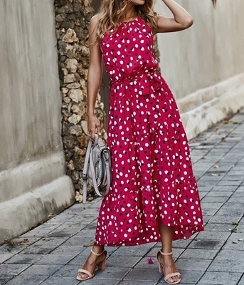 Long Casual Dresses Woman | Summer Maxi Dresses