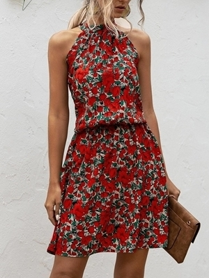 Cotton Dresses  For Woman | Summer Floral Dresses