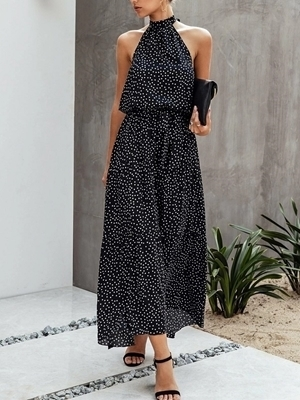 Long Casual Dresses Woman | Maxi Long Dresses For Women