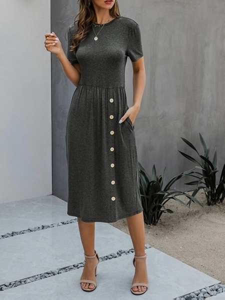 Cotton Dresses  For Woman | Summer Casual Dresses