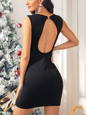 Bodycon Dresses Woman | Short Cocktail Dresses