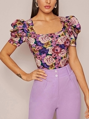 Floral Tops Women | Tops For Woman Online