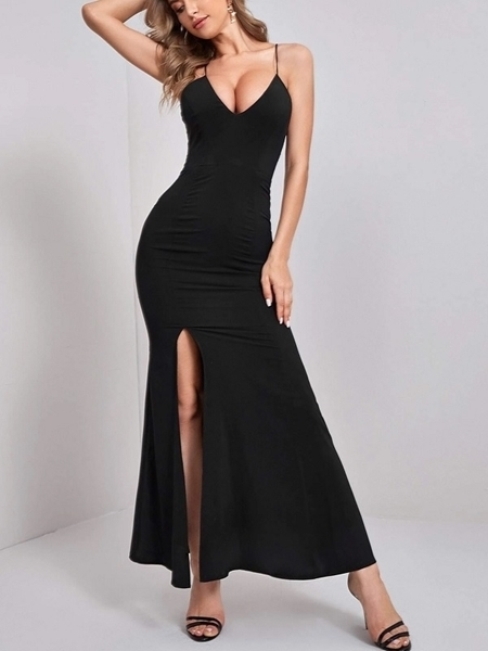 Formal Long Bodycon Dresses | Occasion Long Formal Dresses Woman