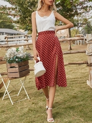 Skirts For Women | Printed skirts Woman Clothing