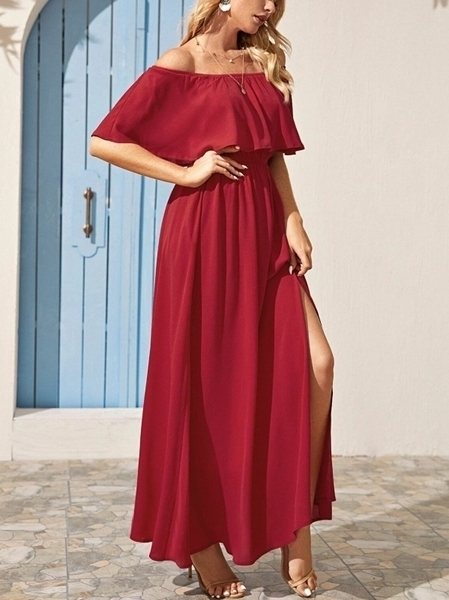 Long Casual Dresses Women | Maxi Long Dresses For Women