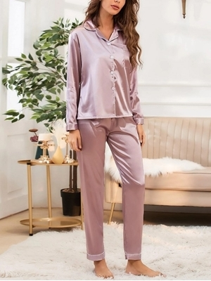 Satin Sleepwear  | Satin Sleepwear Shop Woman