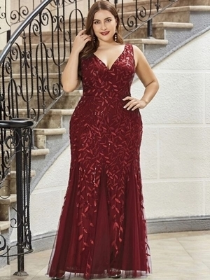 maxi Occasion Dresses | Occasion Long Formal Dresses Woman Plus Size