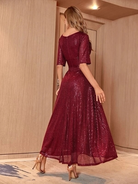 Sequin Occasion Dresses | Occasion Long Formal Dresses Woman