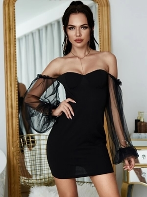 sexy Bodycon Cocktail Dresses | Short Bodycon Party Dresses Woman
